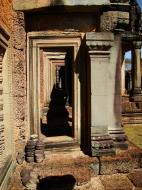 Asisbiz Banteay Samre Temple inner passageways East Baray Jan 2010 05