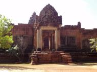Asisbiz Banteay Samre Temple main gates East Baray 03