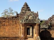Asisbiz Banteay Samre Temple main gates East Baray 04