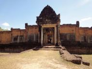 Asisbiz Banteay Samre Temple main gates East Baray 05