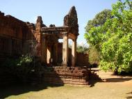 Asisbiz Banteay Samre Temple main gates East Baray 08