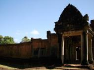 Asisbiz Banteay Samre Temple main gates East Baray 11
