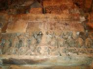Asisbiz Banteay Samre Temple main sanctuary Bas reliefs East Baray 05