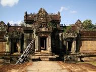 Asisbiz Banteay Samre Temple main sanctuary libraries East Baray 05