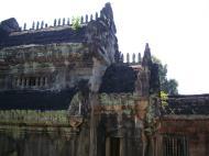 Asisbiz Banteay Samre Temple main sanctuary libraries East Baray 10