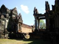 Asisbiz Banteay Samre Temple main sanctuary libraries East Baray 18
