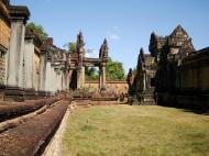 Asisbiz Banteay Samre Temple main sanctuary libraries East Baray 21
