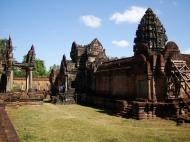 Asisbiz Banteay Samre Temple main sanctuary libraries East Baray 27