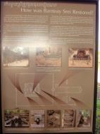 Asisbiz A history notice board about Banteay Srei Temple Jan 2010 01