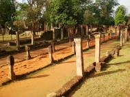 Asisbiz Banteay Srei Hindu Temple boundary entrance courseway 03