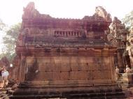 Asisbiz Banteay Srei Temple innately carved sandstone libraries 01