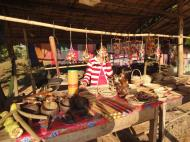 Asisbiz Banteay Srey road side village shops Jan 2010 03