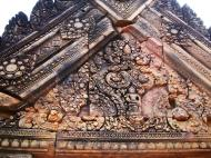 Asisbiz Gate arch carving of Kala a mythical creature of the god Siva 16