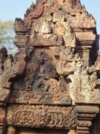 Asisbiz Shiva Nataraja depicted eastern gopura inner enclosure wall 03