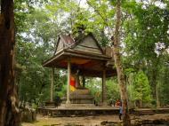 Asisbiz Baphuon temple external Buddha 01