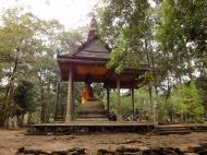 Asisbiz Baphuon temple external Buddha 03