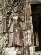 Asisbiz Bayon Temple Bas relief devatas Angkor 05