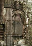 Asisbiz Bayon Temple Bas relief devatas Angkor 06