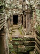 Asisbiz Bayon Temple architecture passageways Angkor Jan 2010 05