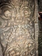 Asisbiz Bayon Temple decorative Bas reliefs Angkor Siem Reap 02
