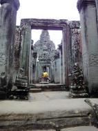 Asisbiz Bayon Temple eastern gopura Buddha statue Angkor Jan 2010 02