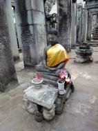 Asisbiz Bayon Temple eastern gopura Buddha statue Angkor Jan 2010 06