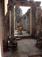 Asisbiz Bayon Temple eastern gopura Buddha statue Angkor Jan 2010 11