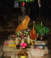 Asisbiz Bayon Temple main sanctuary Buddha Angkor Siem Reap 05