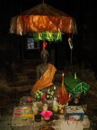 Asisbiz Bayon Temple main sanctuary Buddha Angkor Siem Reap 06