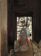 Asisbiz Bayon Temple main sanctuary Buddha Angkor Siem Reap 07