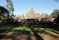Asisbiz Bayon Temple NE panoramic views of NE corner outer walls Angkor Jan 2010 01