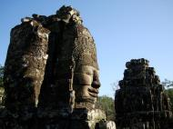 Asisbiz Bayon Temple NW inner gallery face towers Angkor Siem Reap 05