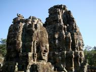 Asisbiz Bayon Temple NW inner gallery face towers Angkor Siem Reap 11