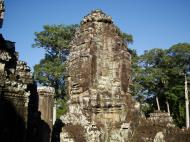 Asisbiz Bayon Temple NW inner gallery face towers Angkor Siem Reap 13
