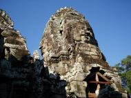 Asisbiz Bayon Temple NW inner gallery face towers Angkor Siem Reap 18