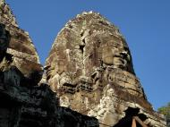 Asisbiz Bayon Temple NW inner gallery face towers Angkor Siem Reap 20