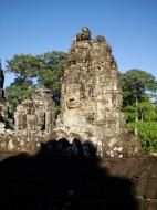 Asisbiz Bayon Temple NW inner gallery face towers Angkor Siem Reap 24
