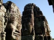 Asisbiz Bayon Temple NW inner gallery face towers Angkor Siem Reap 30