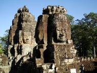Asisbiz Bayon Temple NW inner gallery face towers Angkor Siem Reap 36