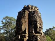 Asisbiz Bayon Temple NW inner gallery face towers Angkor Siem Reap 39