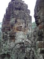 Asisbiz Bayon Temple NW inner gallery face towers Angkor Siem Reap 42