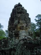 Asisbiz Bayon Temple NW inner gallery face towers Angkor Siem Reap 45