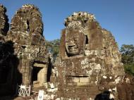 Asisbiz Bayon Temple NW inner gallery face towers Angkor Siem Reap 48