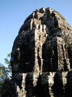 Asisbiz Bayon Temple NW inner gallery face towers Angkor Siem Reap 55