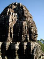Asisbiz Bayon Temple NW inner gallery face towers Angkor Siem Reap 56