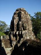 Asisbiz Bayon Temple NW inner gallery face towers Angkor Siem Reap 58