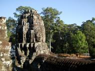 Asisbiz Bayon Temple NW inner gallery face towers Angkor Siem Reap 60