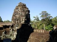 Asisbiz Bayon Temple SW corner inner gallery face tower Angkor Siem Reap 04