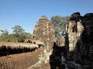 Asisbiz Bayon Temple SW corner inner gallery face tower Angkor Siem Reap 05