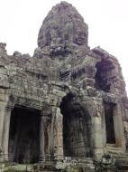 Asisbiz Bayon Temple SW corner inner gallery face tower Angkor Siem Reap 11